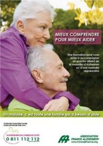 Alzheimer : une formation gratuite pour aider les familles