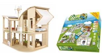 Environnement : 10 jouets écolos pour un Noël bio