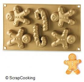 Noël bio : des biscuits sans gluten !