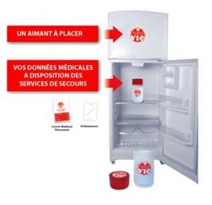 Carnet de santé : à conserver au… frigo !