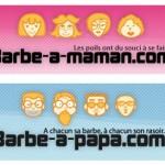 Vous êtes Barbe-a-papa ou Barbe-a-maman ?