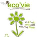 Salon de la vie écologique de Biarritz du 29 au 31 janvier 2010