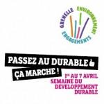 Développement durable: rendez-vous du 1er au 7 avril