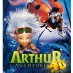 Futuroscope : « Arthur, l'Aventure 4D » pour le respect de la nature