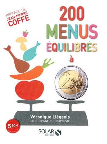 Cuisine 200 menus quilibr s moins de 2 euros 24hsant - 200 euros en livres ...