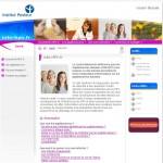 Cancer du col de l'utérus : un site web pour vous informer