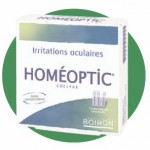 HOMEOPTIC® pour soulager les irritations oculaires