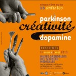 Expo « Parkinson créativité dopamine » : rencontre avec 13 artistes