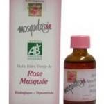 L'huile de rose musquée extra vierge BIO contre les cicatrices et vergetures