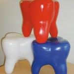 Déco : spécial dent…iste !
