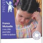 Dyslexie : France Mutuelle partenaire de PRODYS, 1er centre médical pluridisciplinaire