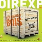 Foirexpo à Niort : « Destination bois » du 1er au 9 mai 2010