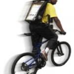 Coursiers à vélo : une tendance qui roule vert