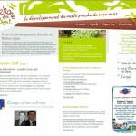 Rhône en vert : le site web des initiatives vertes en Rhône-Alpes