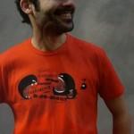 Le t-shirt «k-ré-ment» bio pour homme