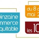 La Quinzaine du commerce équitable fête ses dix ans du 8 au 23 mai 2010