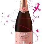 Pépinelle, la première boisson pétillante rosée, bio et sans alcool