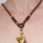 Aromathérapie : un collier qui fait du bien