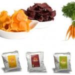 Chips bio 100% légumes : patate, carotte ou betterave ?