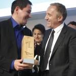 Les trophées des Prix de l'Innovation et du développement durable de PPR 2010