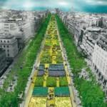 Les Champs Elysées passent au vert les 23 et 24 mai 2010