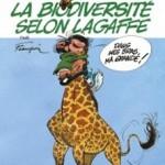 BD Gaston Lagaffe  : après l'écologie, «la biodiversité selon Lagaffe»