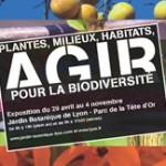 Le Jardin Botanique de Lyon agit pour la biodiversité