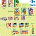 Mickey s'invite dans les assiettes de vos enfants avec Carrefour Kids