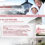 Dermatologie thermale : une cure à La Roche-Posay pour soigner la peau