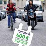 Bon plan écolo : Paris vous aide à acheter votre vélo ou scooter électrique