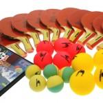 Le ping-pong pour les 4/7 ans : la nouvelle activité de rentrée des petits