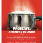 Journée de la prostate : « Prostate : attendre ou agir ? »