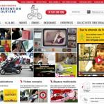 Un nouveau site internet pour l'association Prévention Routière