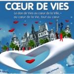 Coeur de Vies : une grande fête à Paris pour le don d'organe