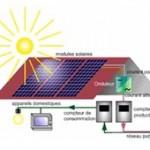 Energie solaire: le crédit d'impôt raboté à 25%