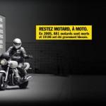 « Bougez autrement » : un conducteur de deux-roues motorisé a 20 fois plus de risque d'être tué qu'un automobiliste