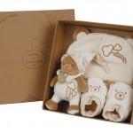 Cadeau de naissance : très mignons et tout doux, les coffrets Bio de Doudou et compagnie !