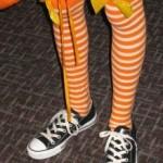 Maquillage Halloween : des cosmétiques bio couleur Orange pour vos déguisements