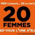La Chaîne de l'Espoir recherche 20 coureuses