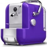 Machine à café Lavazza jaune ou violet en édition limitée