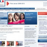 Le Plan cancer 2009-2013 a désormais son site web
