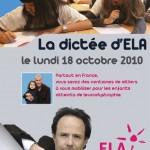 La dictée d'ELA : une semaine à l'école pour parler des leucodystrophies