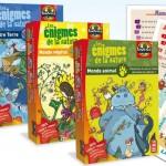 Jouet Noël 2010 : des jeux de cartes sur les énigmes de la nature