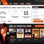 Cinéma à la demande : « ciné-lycées » propose 200 films en VO