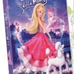 Jouet Noël 2010 : Barbie vidéo girl et sa calèche, plus high-tech que jamais !