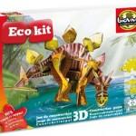 Jouet Noël 2010 : 3 jeux de construction de dinosaures en 3D