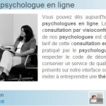 Comment consulter un psy sur internet? par webcam interposée !