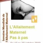 Allaitement maternel : un nouveau livret d'informations pour les mamans