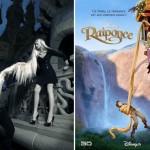 Charlie le Mindu, le coiffeur de Lady Gaga, « décoiffe » Raiponce, la nouvelle princesse Disney