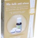 Diffuseur d'huiles essentielles : le coffret bulle anti-stress
